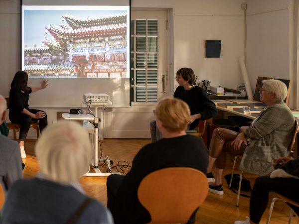 Vortrag im Künstlerhaus